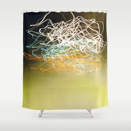 Event 3 Shower Curtain