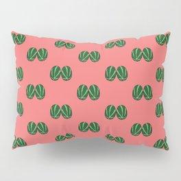 Provocative Produce: Melons Pillow Sham