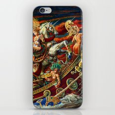 Party Boat to Atlantis iPhone & iPod Skin