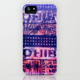 cohiba iPhone Case
