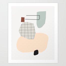 // Artefact #7 Art Print