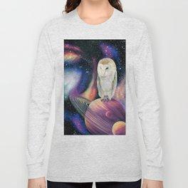 Cosmic Owl 2 Long Sleeve T-shirt