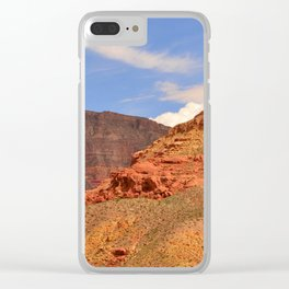 Virgin River Canyon Clear iPhone Case