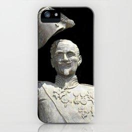 Jacques Leroy De St Arnaud iPhone Case