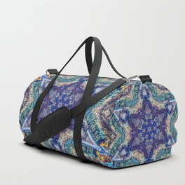 The City of Jerusalem, Israel Duffle Bag