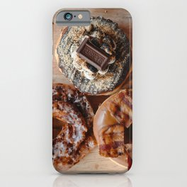 Donuts 2 #food iPhone Case