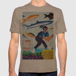 Deep Sea Fishing T-shirt