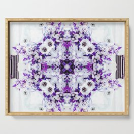 Anemone Fusion Two Serving Tray