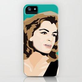 Melina Melinaki iPhone Case