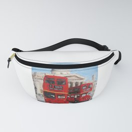 A London Journey Fanny Pack