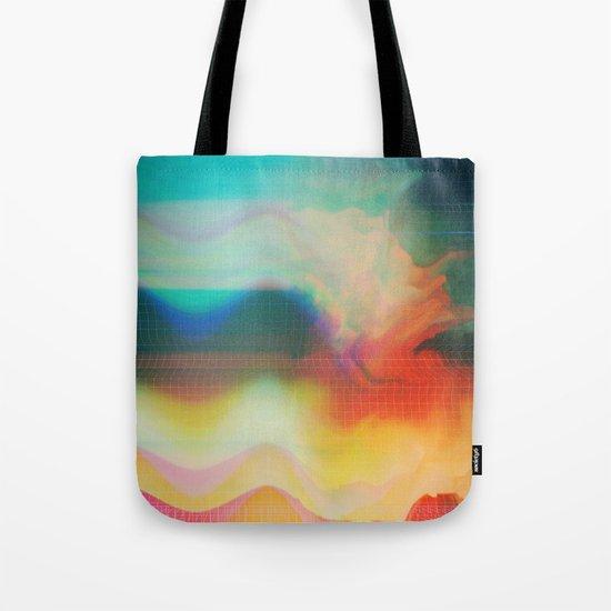 Glitch 01 Tote Bag