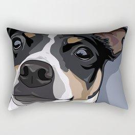 Hailey Dog Rectangular Pillow