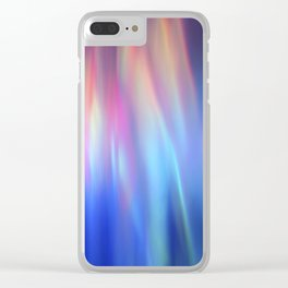 Heavenly lights in water of Life-3 Clear iPhone Case