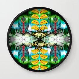 RoboTaco Wall Clock