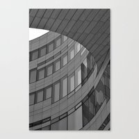 architecture Canvas Prints featuring Architecture by DuniStudioDesign