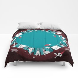 Planet Two Comforters