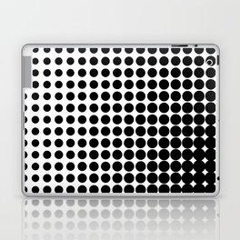 HALFTONE PATTERN Laptop & iPad Skin