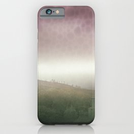 colorful trip iPhone Case