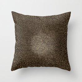 Star Cluster Throw Pillow