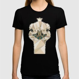 Ostrich polygonal design #society6 #decor #buyart #artprint T-shirt