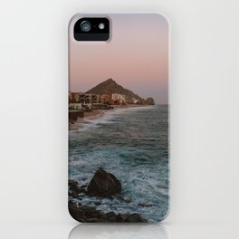 Cabo Sunset iPhone Case