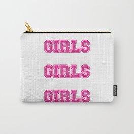 Girls Girls Girls #society6 #decor #buyart #artprint Carry-All Pouch