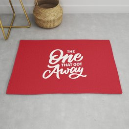 The One that Got Away Rug