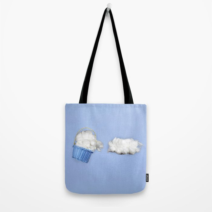 The cloud harvester Tote Bag