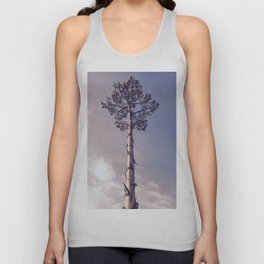Looking Up Unisex Tank Top