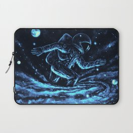 Caught in a Blackhole Laptop Sleeve