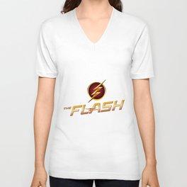 The Flash Inside Unisex V-Neck