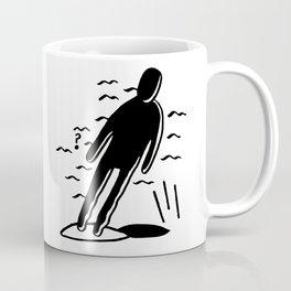 Tilted Myself Coffee Mug