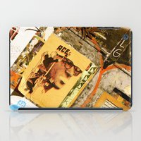 ace iPad Cases featuring Ace by Global Graphiti