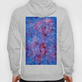 Blue Raspberry Cubes Hoody