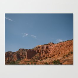 Caprock Canyons, Texas Canvas Print