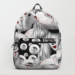 Spirits Of The Dead Backpack