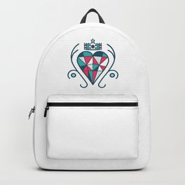 King of Hearts Backpack