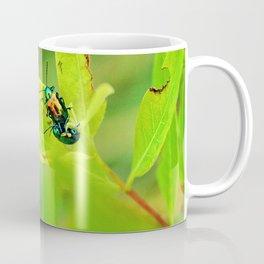 Japanese Beetle Coffee Mug