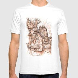 Randil Eadlin and Benjamin Ulfr T-shirt