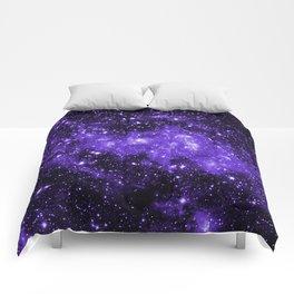 Chandra Ultraviolet Comforters