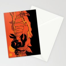 The Beast of Shadow Valley Stationery Cards