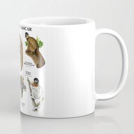 Lemurs of Madagascar Coffee Mug