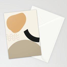 // Shape study #24 Stationery Cards
