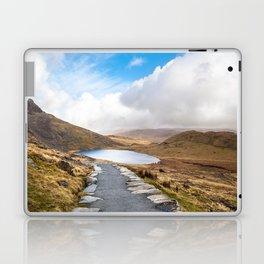 Looking Back Laptop & iPad Skin
