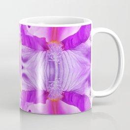 144 - Abstract flowers inside Coffee Mug