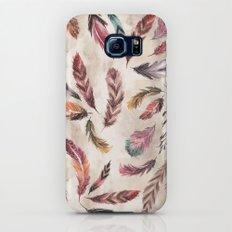 Feather Love Galaxy S6 Slim Case