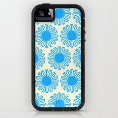 Vintage Flower_Turquoise Adventure Case iPhone (5, 5s)