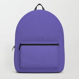 Blue-Violet (Crayola) -solid color Backpack