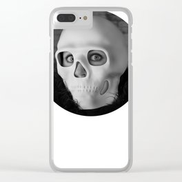I want your skullz Clear iPhone Case