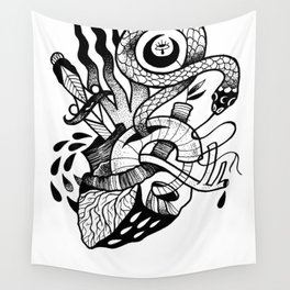 HEARTHOLOGY Wall Tapestry